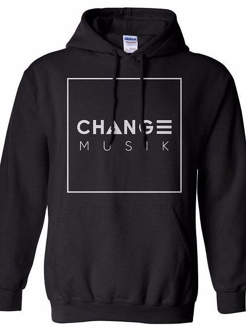 BLACK CHANGE MUSIK HOODIE