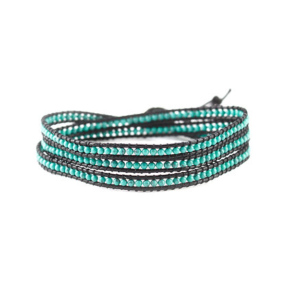 Dainty Turquoise Wrap