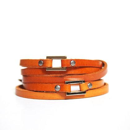 Ginger Spice Belt Buckle Wrap