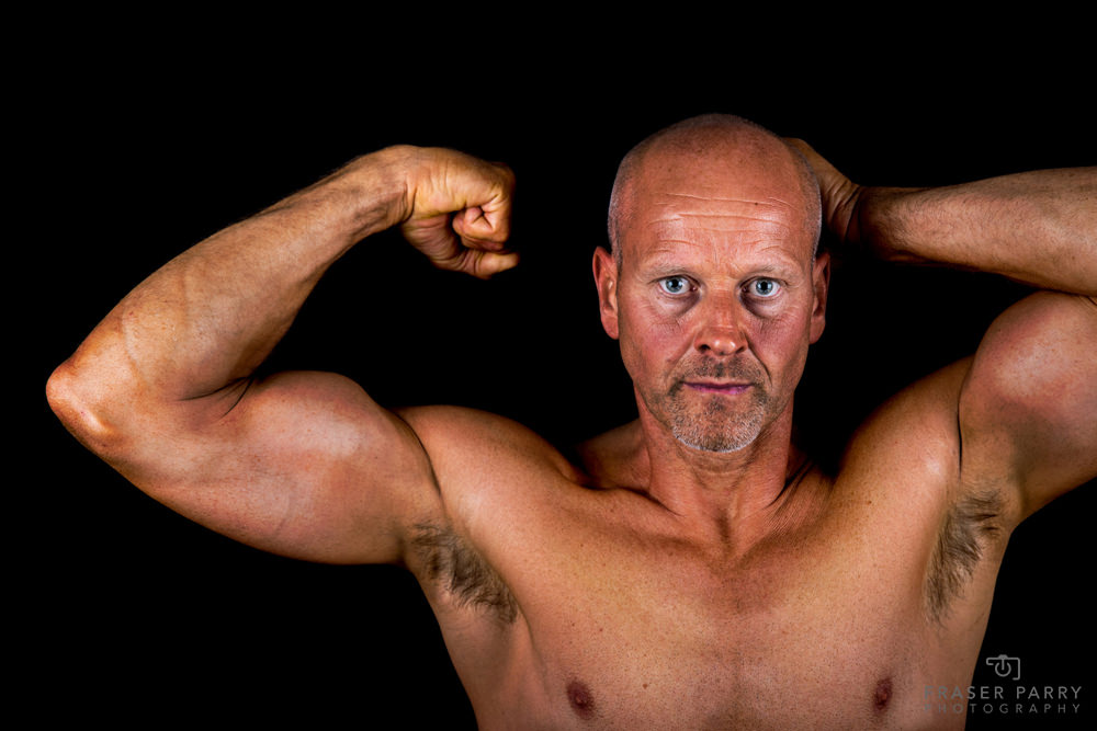 Body Building Photography Essex