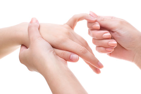 Hand Massage, Hand Reflexology