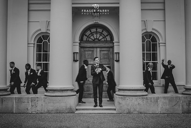 Wedding Photography - Hylands House
