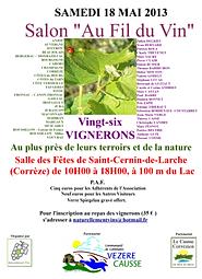 Au fil du vin 2013 association naturellement vins - Salon du vin annemasse ...
