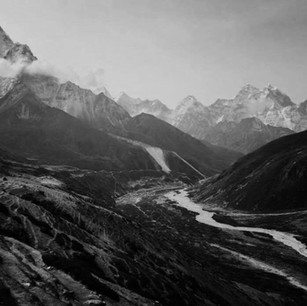 The Path to Mt Everest