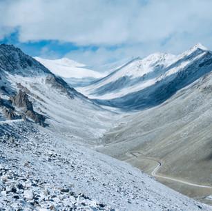 Leh Glacier - Water Wars