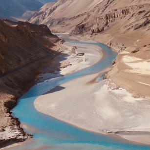 Zanskar River Kargil
