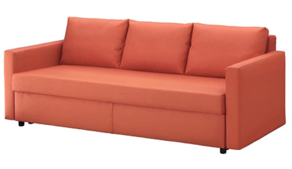 IKEA FRIHETEN Sleeper Sofa Review   Sofa Selector