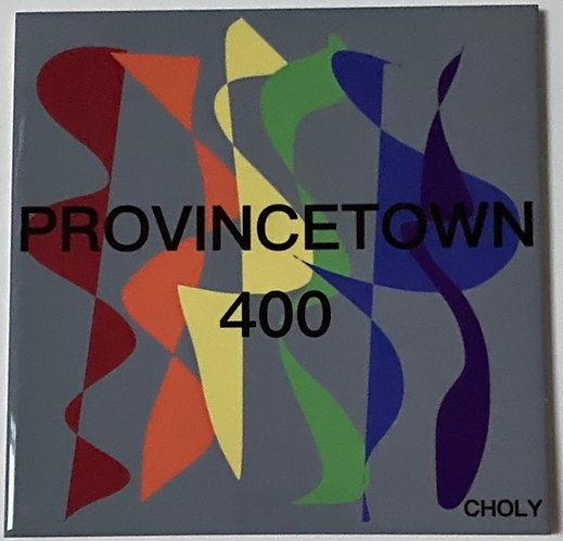 PTOWN  400 Commemorative Tile