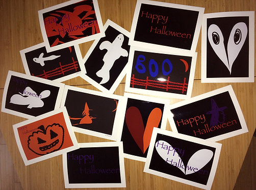 Halloween Cards - Artist Pick