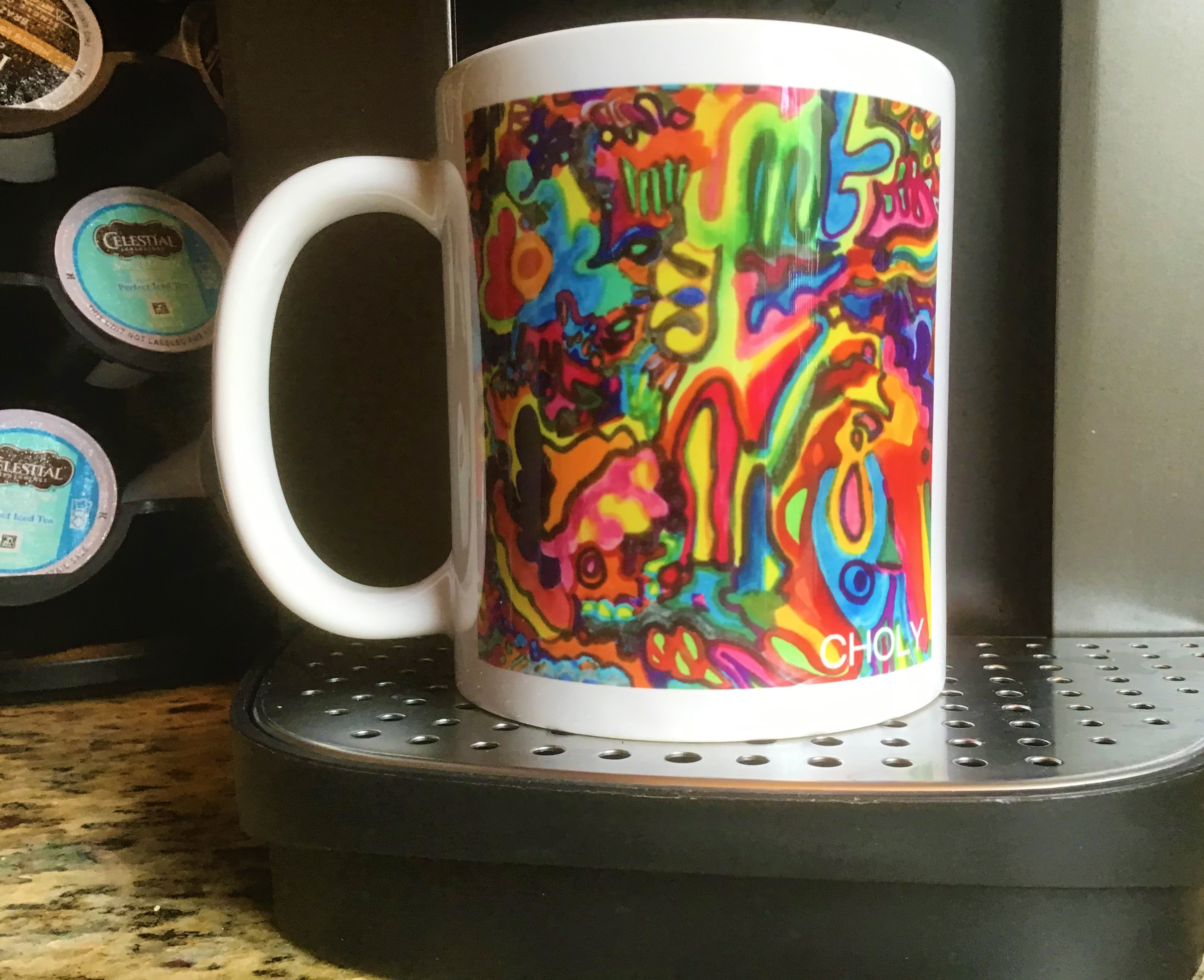 Mug - Abstract Two