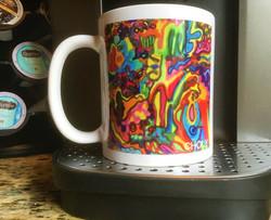 Mug - Abstract Two