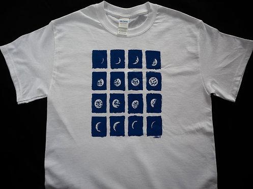 Choly's Blue Moon T-Shirt