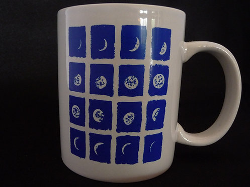 John Choly Moon Mug