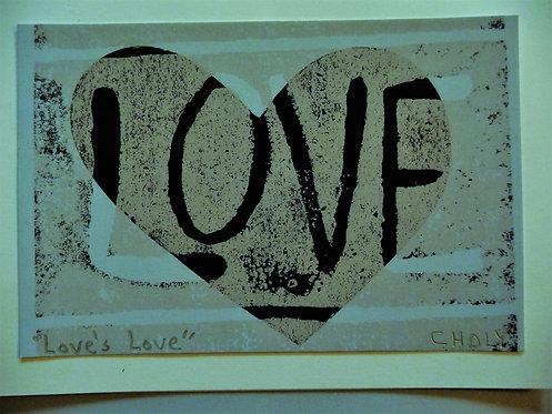 Card - Love's Love