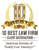 10 Best Family Law Firm - Client Satisfaction