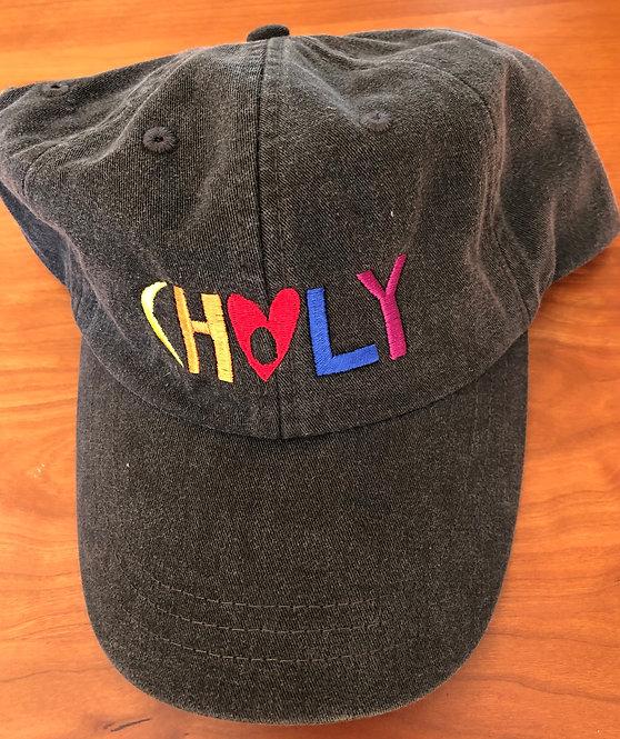 CHOLY CAP - BLACK