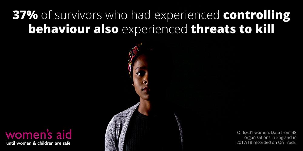 Coercive control and domestic violence statistics