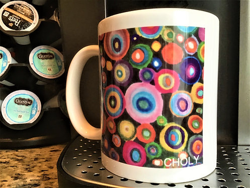 Abstract One Mug