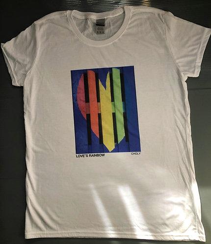 Love's Rainbow - Ladies Performance Shirt