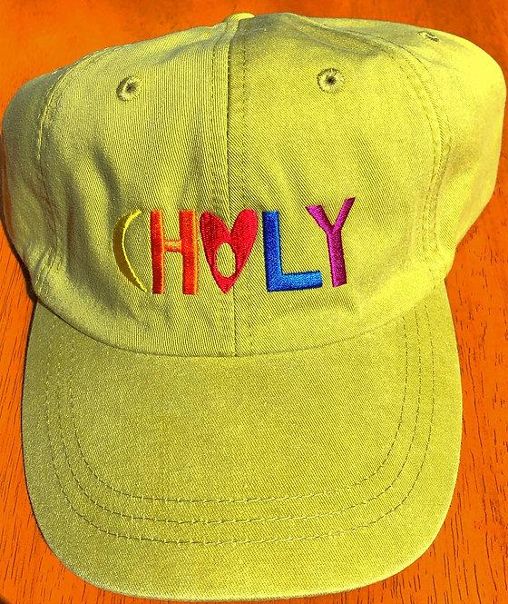 CHOLY CAP -CHAMOIS