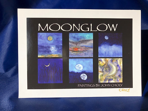 Moon Glow Card Front