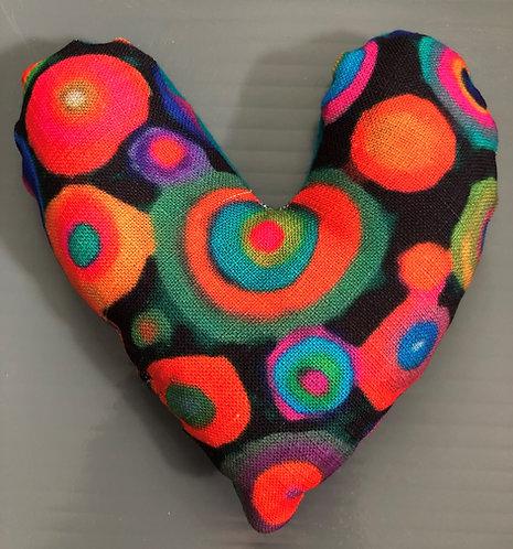 Flax Seed Heart - Artist's Pick