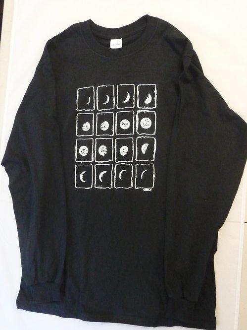 Choly's Black Moon T-Shirt