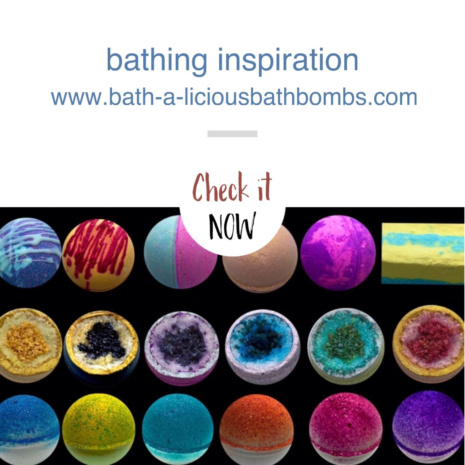 Bathing Inspiration