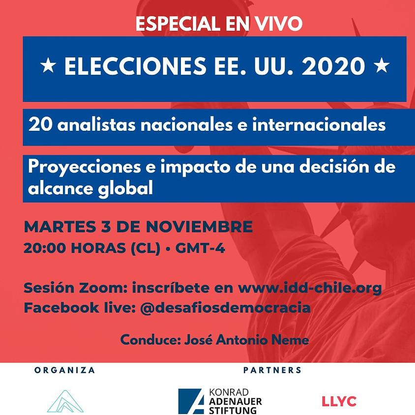 Especial Elecciones EE.UU. 2020