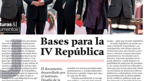 La Segunda, Bases para la IV República