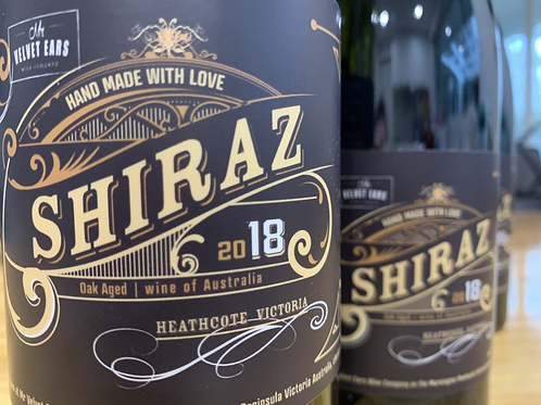 2018 Heathcote Shiraz