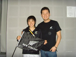 Robin Cheong, won her first fight but, lost in bronze medal game.jpg