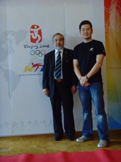 Chairman of NZ Taekwondo