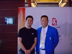 Olympic referee representing China