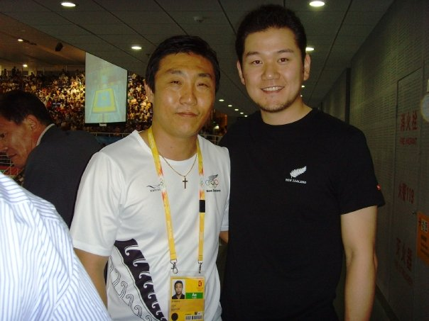 NZ Head Coach, Master OH
