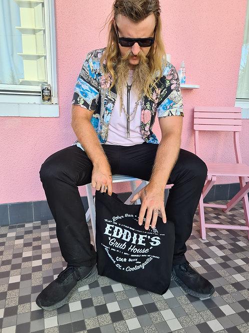 Eddie's Graffiti Tote Bag