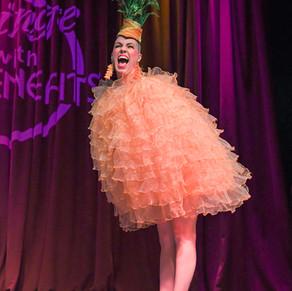 Vivacious Miss Audacious Pineapple