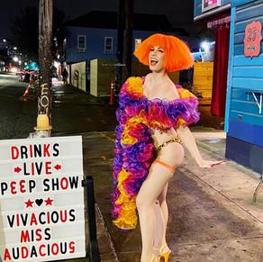Vivacious Miss Audacious