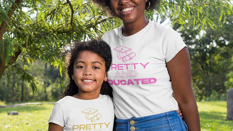 Pretty and Educated T-Shirt