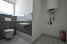 Technická místnost s WC