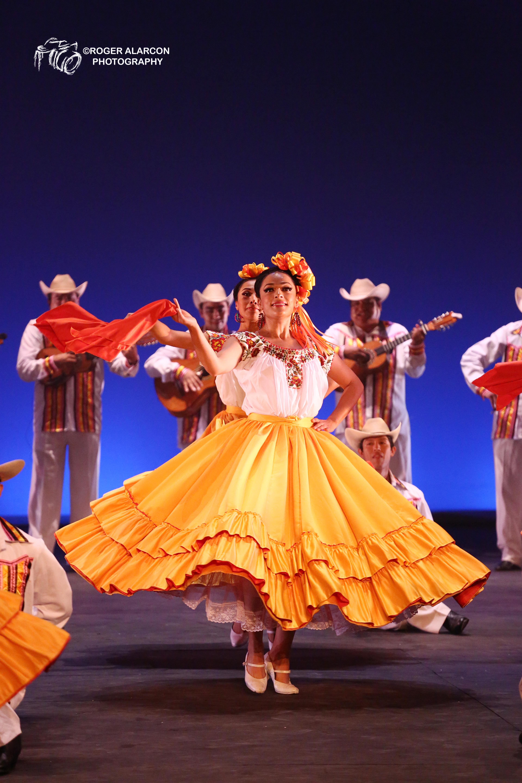 BALLET AMALIA HERNANDEZ COLISEUM