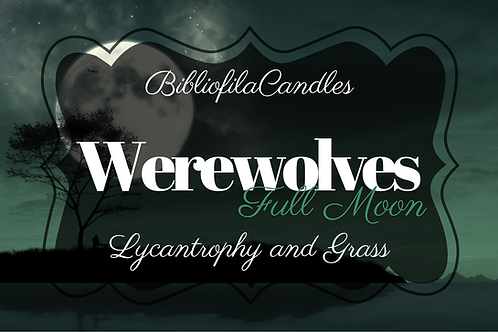 Werewolves | Magical Creatures Kollektion