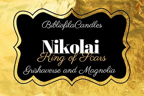 Nikolai | Grishaverse inspirierte Kerze