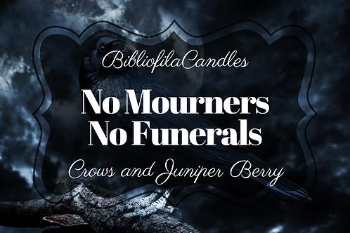 No Mourners No Funerals | Grishaverse inspirierte Kerze