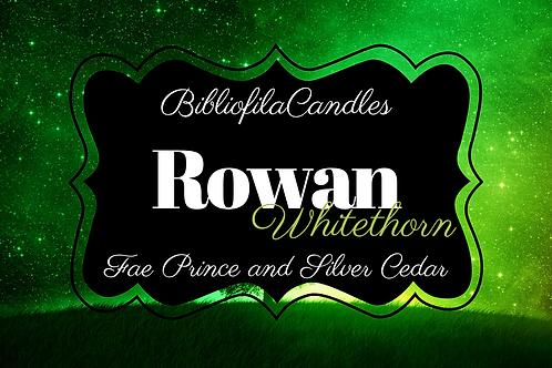 Rowan   ToG inspirierte Kerze