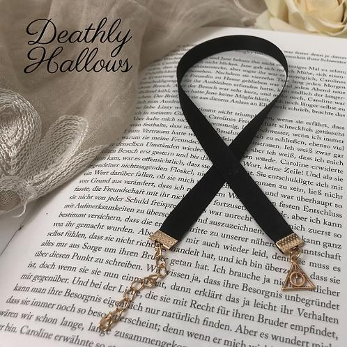 Deathly Hallows | Harry Potter inspiriertes Lesezeichen