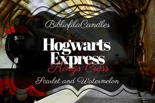 Hogwarts Express | Harry Potter inspirierte Kerze