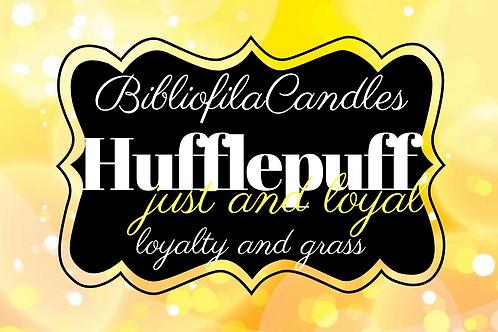Hufflepuff | Harry Potter inspirierte Kerze