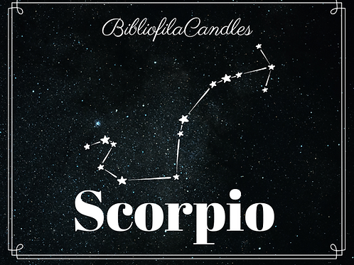 Scorpio   Zodiac Collection