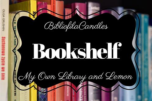 Bookshelf | Generally Bookish Kerze